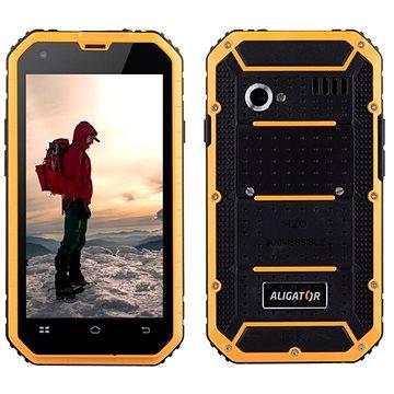 Aligator RX460 eXtremo 16GB černá/žlutá (ARX460BY) + ZDARMA Bezpečnostní software Kaspersky Internet Security pro Android pro 1 mobil nebo tablet na 6 měsíců (elektronická licence)