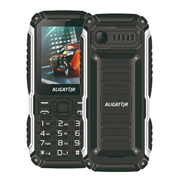 Aligator R30 eXtremo černý (AR30BB)