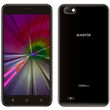 Aligator S5066 Duo černá (AS5066BK)