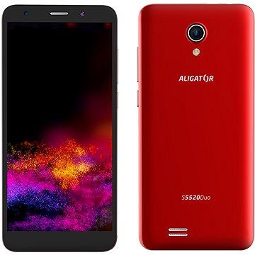 Aligator S5520 Duo červený (AS5520RD)
