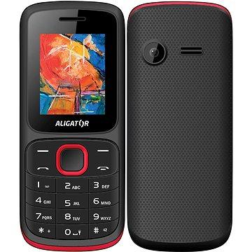 Aligator D210 Dual SIM červená (AD210BR)