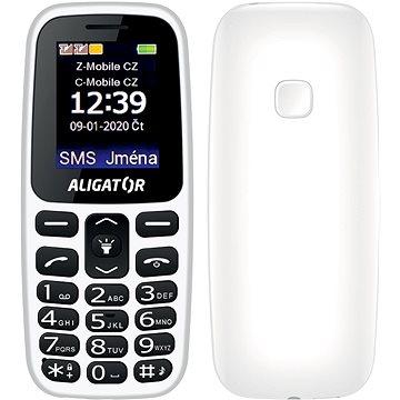 Aligator A220 Senior bílá (A220WT)