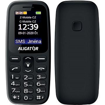 Aligator A220 Senior černá (A220BK)