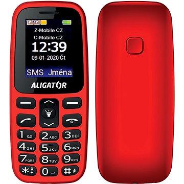 Aligator A220 Senior červená (A220RD)