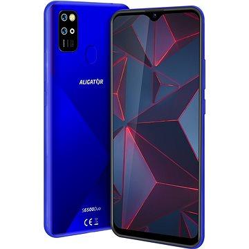 Aligator S6500 Duo Crystal 32GB modrá (AS6500BE)