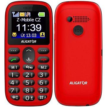 Aligator A510 Senior červená (A510RB)