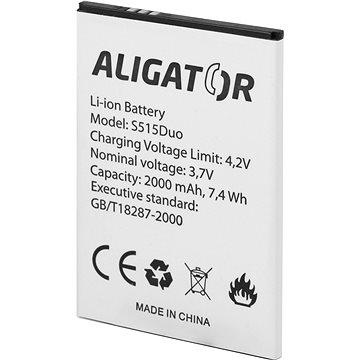 Akumulátor pro Aligator S 515 Duo (AS515BAL)