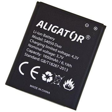 Akumulátor pro Aligator S 4050 DUO (AS4050BAL)