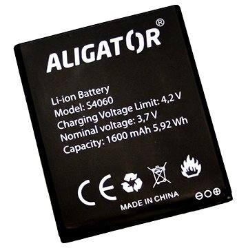 Akumulátor pro Aligator S4060 DUO, Li-Ion, bulk (AS4060BAL)