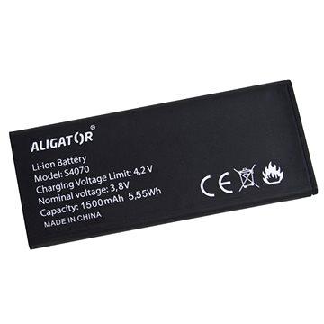 Akumulátor pro Aligator S 4070 DUO (AS4070BAL)