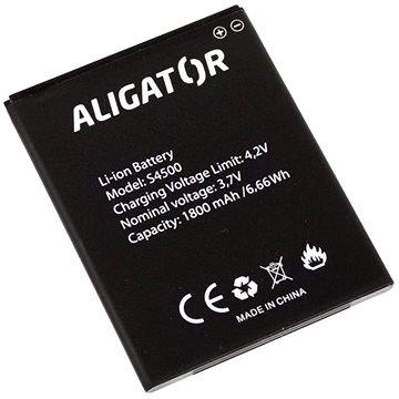 Akumulátor pro Aligator S 4500 DUO (AS4500BAL)