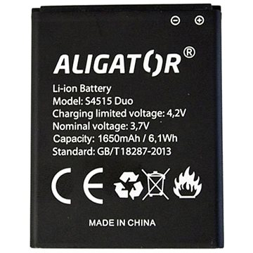 Akumulátor pro Aligator S 4515 Duo (AS4515BAL)
