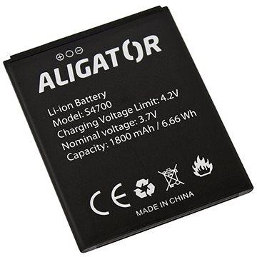 Akumulátor pro Aligator S 4700 DUO (AS4700BAL)