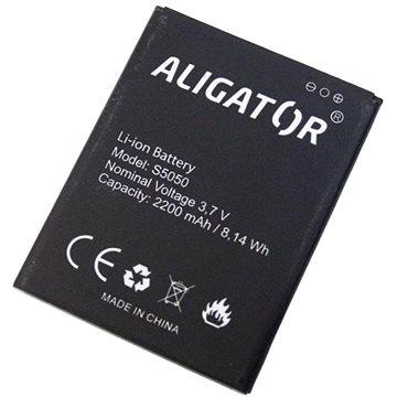 Akumulátor pro Aligator S 5050 Duo (AS5050BAL)