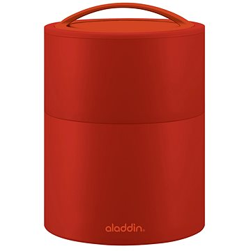 ALADDIN Termobox na oběd/svačinu BENTO 950ml červený (10-01135-023)