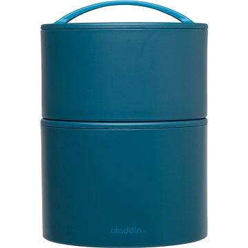 ALADDIN Termobox na oběd/svačinu BENTO 950ml modrý (10-01135-024)