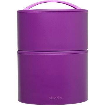 ALADDIN Termobox na oběd/svačinu BENTO 950ml fialový (10-01135-025)
