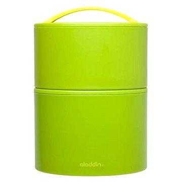 ALADDIN Termobox na oběd/svačinu BENTO 950ml světle zelená (10-01135-026)