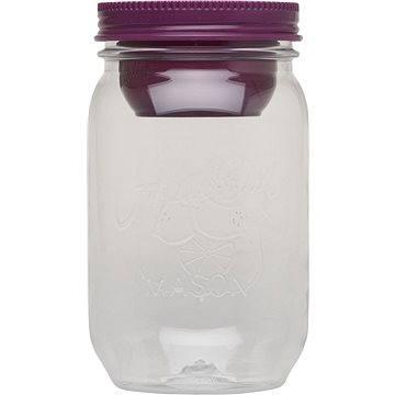 ALADDIN Dóza na potraviny Mason 1000m fialová (10-01828-005)