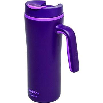 ALADDIN Recy termohrnek s uchem Flip-Seal™ 350ml fialový (10-01924-005)