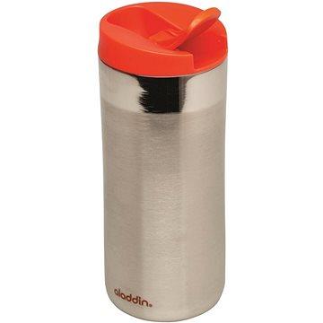 ALADDIN Termohrnek nerezový Flip -Seal™ 350ml červené víčko (10-01978-006)