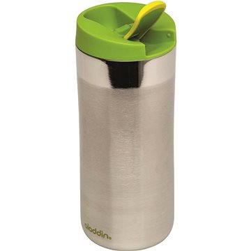 ALADDIN Termohrnek nerezový Flip -Seal™ 350ml zelené víčko (10-01978-007)