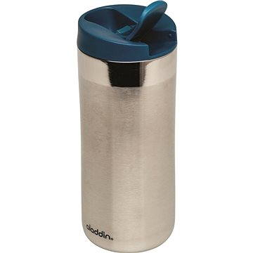 ALADDIN Termohrnek nerezový Flip -Seal™ 350ml petrolejové víčko (10-01978-008)