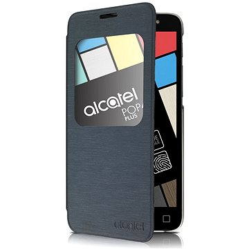 ALCATEL POP 4+ Flip Black (G5056-3AALAFG)