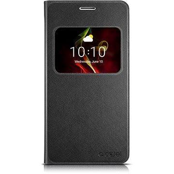 ALCATEL POP 4 (6) Flip Case Black (SC7070-3AALWE1)