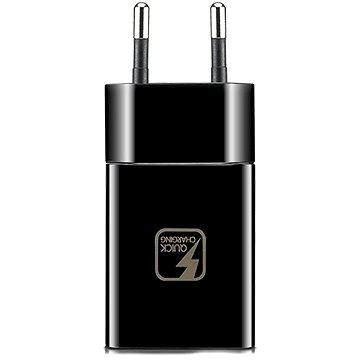 ALCATEL QC11EU Quick Charger MediaTek Black (QC11-3AALWE1)