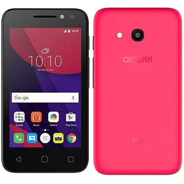 ALCATEL PIXI 4 (4) Neon Pink (4034D-2CALE11) + ZDARMA Digitální předplatné Týden - roční