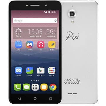 ALCATEL ONETOUCH PIXI 4 (6) Metal Silver (8050D-2BALE11)