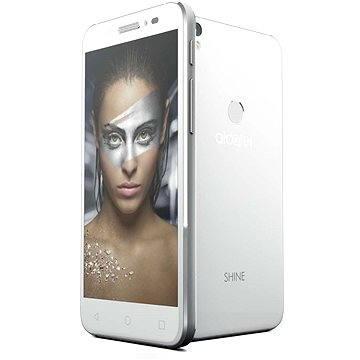 ALCATEL Shine Lite Full White (5080X-2DALE11) + ZDARMA Elektronická licence ESET Mobile Security na 6 měsíců (elektronická licence)