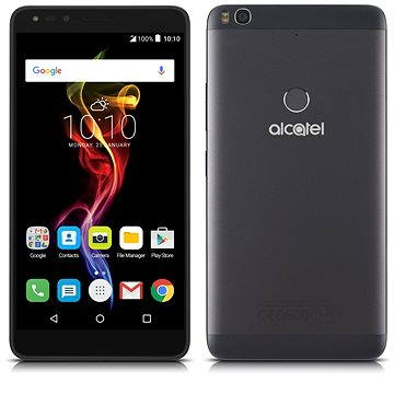 ALCATEL POP 4 (6) Slate Black (7070X-2AALE11)