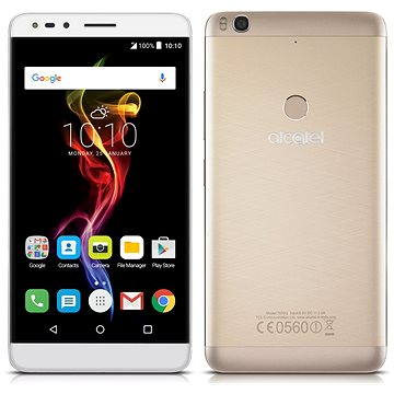 ALCATEL POP 4 (6) Metal Gold (7070X-2CALE11)
