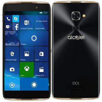 ALCATEL IDOL 4 PRO 6077X Gold (6077X-2BALE17) + ZDARMA Digitální předplatné Interview - SK - Roční předplatné