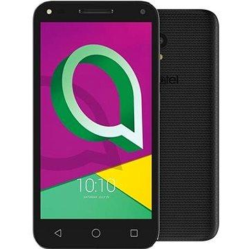 ALCATEL U5 3G Volcano Black/Cocoa Grey (4047D-2AALE11) + ZDARMA Bezpečnostní software Kaspersky Internet Security pro Android pro 1 mobil nebo tablet na 6 měsíců (elektronická licence) Digitální předplatné Interview - SK - Roční od ALZY Digitální předplat