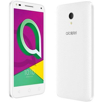 ALCATEL U5 3G Pure White/Light Grey (4047D-2BALE11) + ZDARMA Bezpečnostní software Kaspersky Internet Security pro Android pro 1 mobil nebo tablet na 6 měsíců (elektronická licence) Digitální předplatné Interview - SK - Roční od ALZY Digitální předplatné