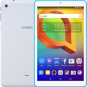 Alcatel A3 WIFI 8079 White (8079-2DALE15 )