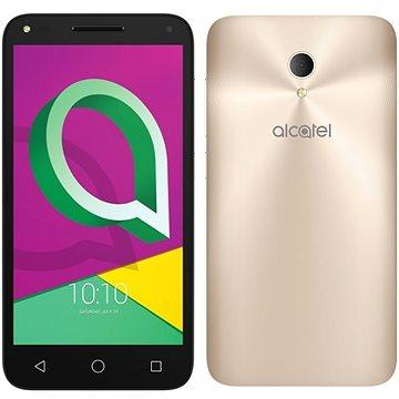 ALCATEL U5 3G Premium 4047F Metallic Gold (4047F-2DALE11) + ZDARMA Bezpečnostní software Kaspersky Internet Security pro Android pro 1 mobil nebo tablet na 6 měsíců (elektronická licence) Digitální předplatné Interview - SK - Roční od ALZY