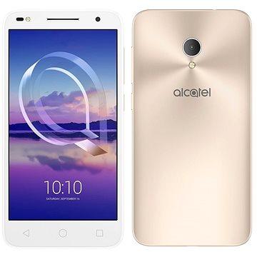 ALCATEL U5 HD Premium 5047U Metallic Gold (5047U-2DALE11) + ZDARMA Bezpečnostní software Kaspersky Internet Security pro Android pro 1 mobil nebo tablet na 6 měsíců (elektronická licence) Digitální předplatné Interview - SK - Roční od ALZY