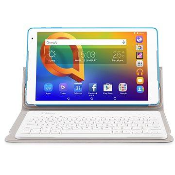 Alcatel A3 WIFI s klávesnicí 8079 White (8079-2DALE15-3 )
