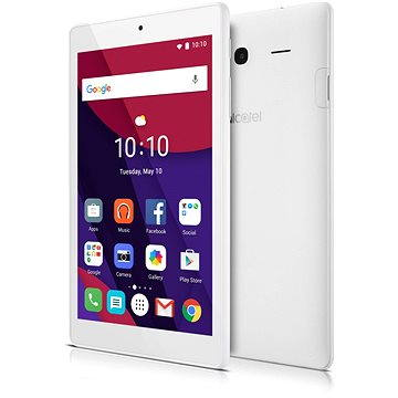 ALCATEL PIXI 4 (7) White (8063-3BALCZ1)