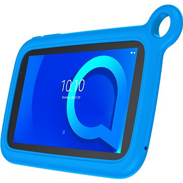 Alcatel 1T 7 2019 KIDS 1/16 Blue bumper case (8068-2AALE1M-1)