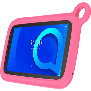 Alcatel 1T 7 2019 KIDS 1/16 Pink bumper case (8068-2AALE1M-2)