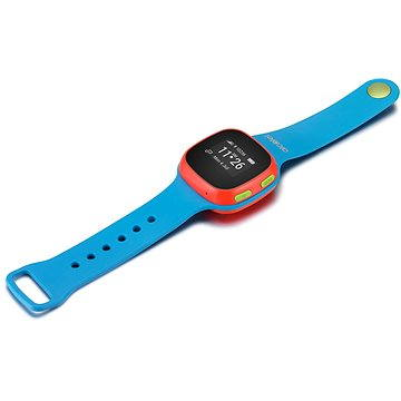 Chytré hodinky ALCATEL MOVETIME Track&Talk Watch Blue/Red (SW10-2GALCZ1)