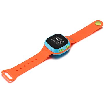 Chytré hodinky ALCATEL MOVETIME Track&Talk Watch Orange/Blue (SW10-2JALCZ)
