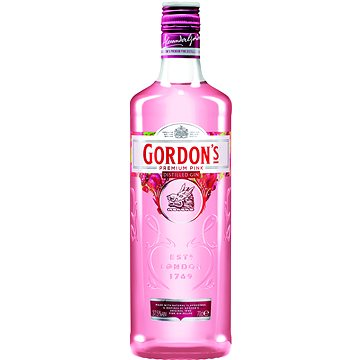 GORDON'S Premium Pink gin 700 ml 37,5% (5000289929417)