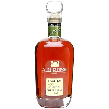 A.H.Riise Family Reserve 25Y 0,7L 42% (5712421012108)