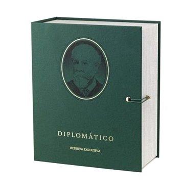 DIPLOMATICO Reserva Exclusiva 12y 700 ml 40% Kniha (7594003629069)